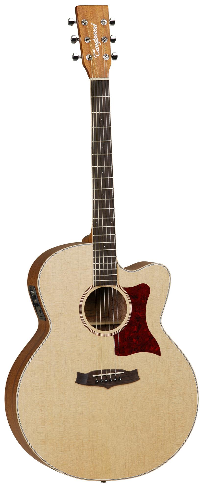 Tanglewood Sundance Super Jumbo Tw55 Ope Tanglewood Guitars